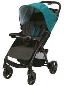 Graco Verb Click Connect Stroller - Sapphire