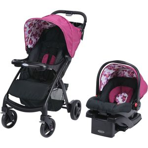 Graco Verb Click Connect Travel System - Caris