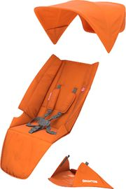 Greentom Classic Seat Fabric Set - Orange