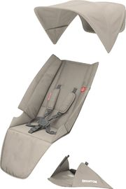 Greentom Classic Seat Fabric Set - Sand
