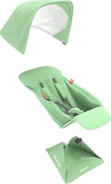 Greentom Reversible Seat Fabric Set - Mint