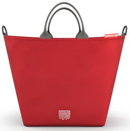 Greentom Shopping Bag - Red