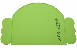 guzzie+Guss Perch Placemat - Green