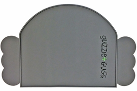 guzzie+Guss Perch Placemat - Grey