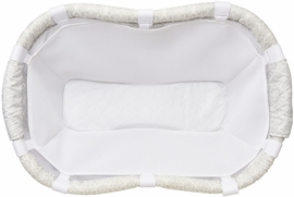 Halo Bassinest Swivel Sleeper Cuddle Insert - White