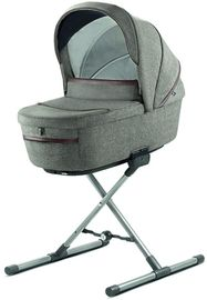 Inglesina Aptica Bassinet + Stand - Mineral Gray