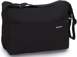 Inglesina Trilogy Diaper Bag - Black