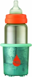 Innobaby Aquaheat 10 oz Stainless Steel Bottle & Warmer