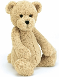 Jellycat Bashful Honey Bear, 12""