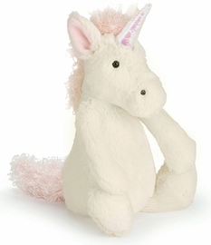Jellycat Bashful Unicorn, 7""