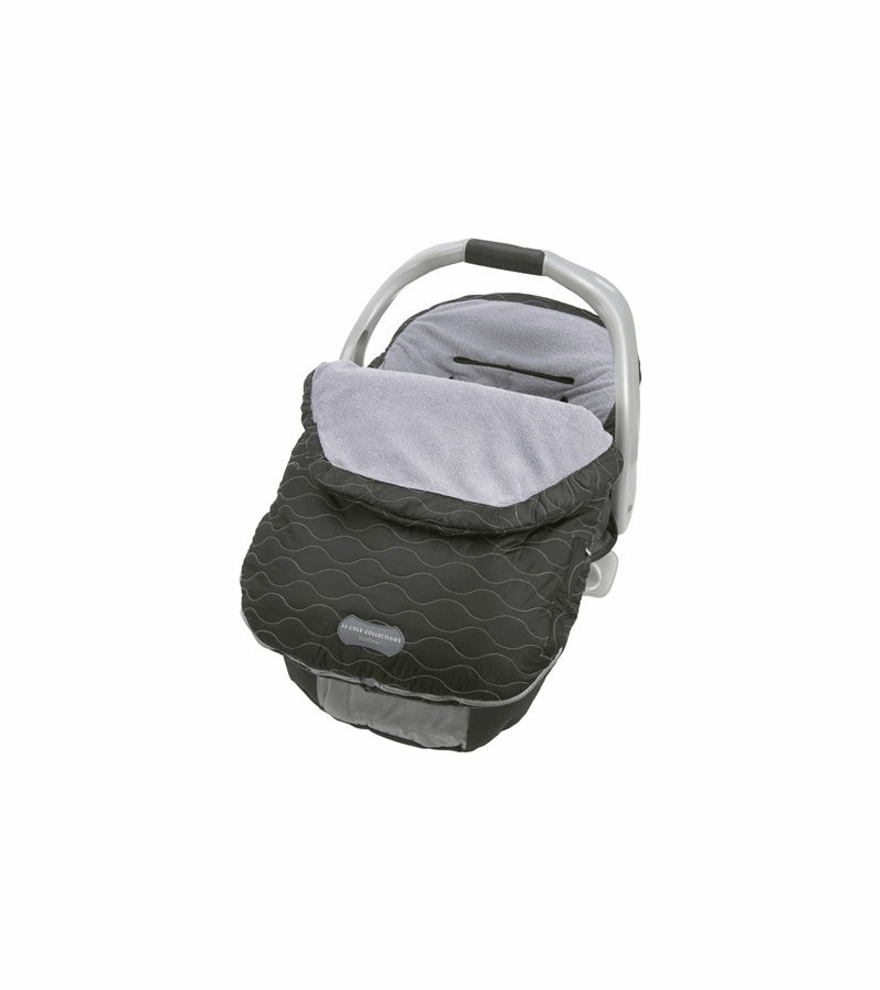 Baby Jj Cole Car Seat Arm Cushion Gray Drops New Gift