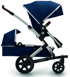 Joolz Geo 2 Earth Duo Stroller - Parrot Blue