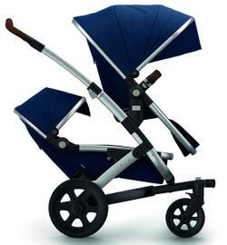 Joolz Geo 2 Earth Twin Stroller - Parrot Blue