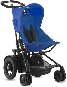 Joovy TooFold Sit & Stand Double Stroller - Blue
