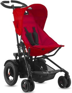 Joovy TooFold Sit & Stand Double Stroller - Red