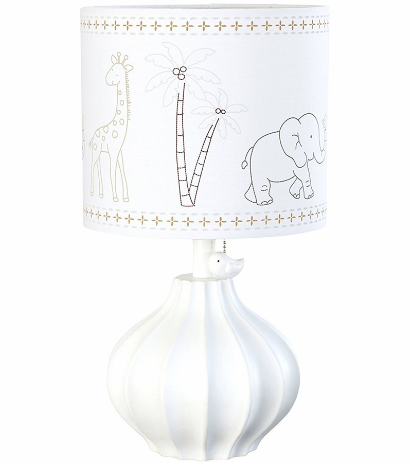 Just Born Lamp Animal Kingdom