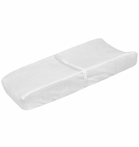 Just Born Sparkle Changing Pad Cover - Gray