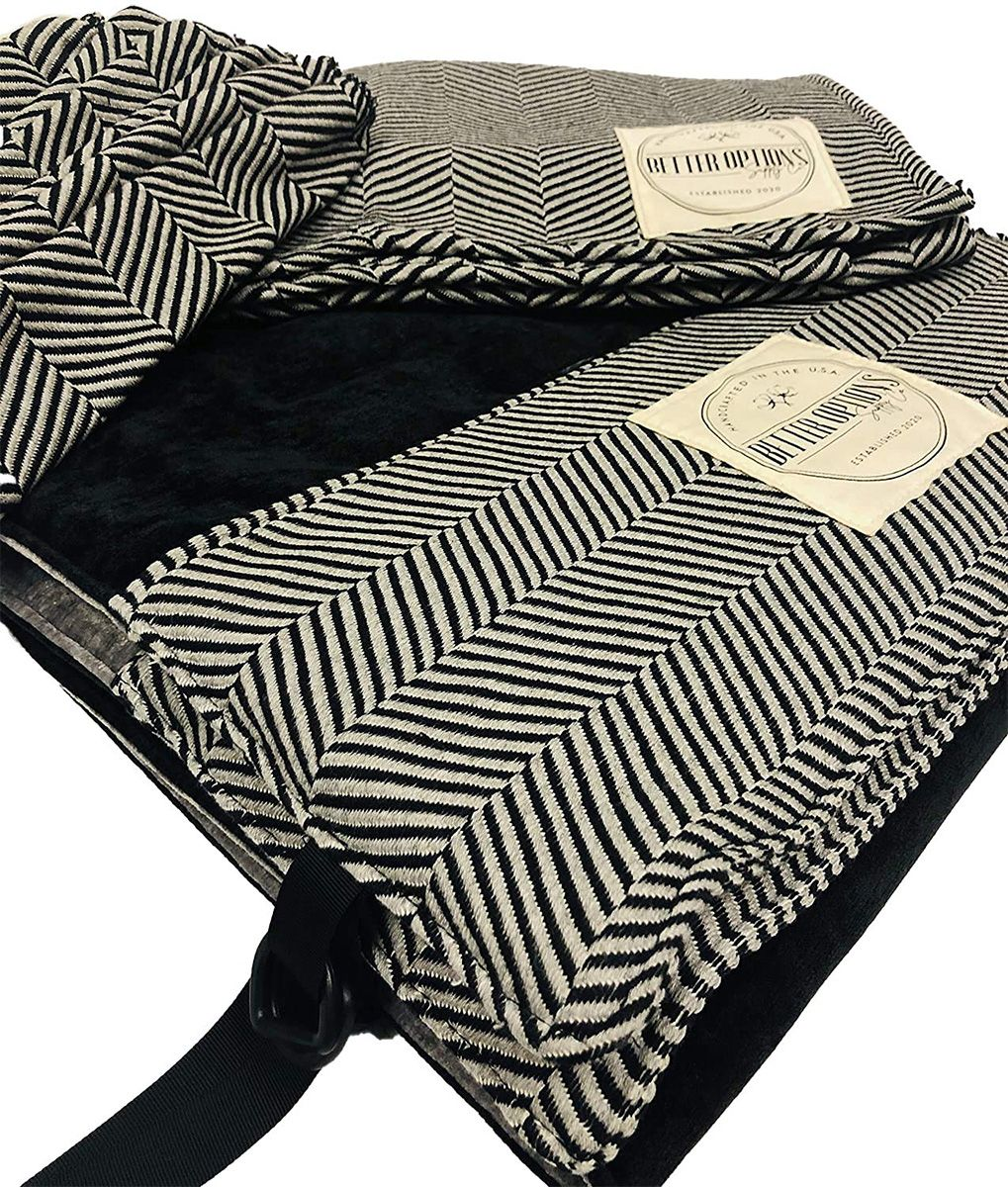 Keenz 7S Stroller Wagon Liner with Matching Blanket ...