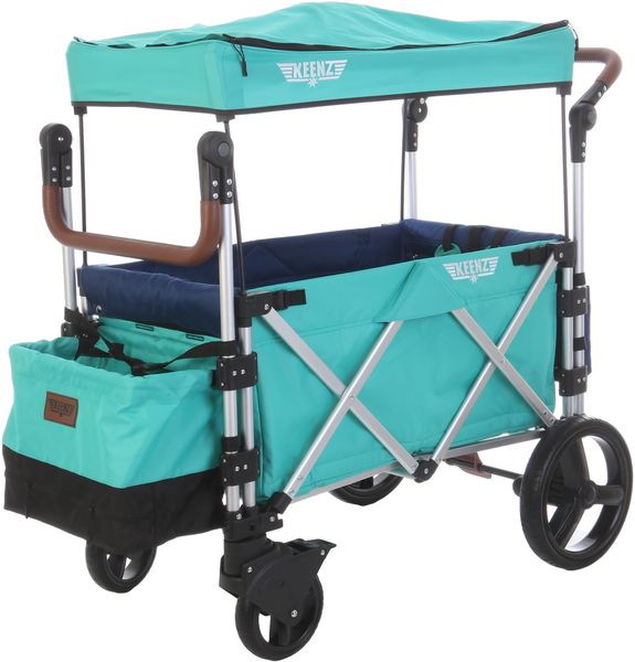Keenz 7S Stroller Wagon - Teal (Limited Edition)