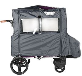 Keenz Wind / All-Weather Cover - Grey