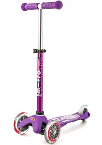 Micro Kickboard Micro Mini Deluxe Scooter - Purple