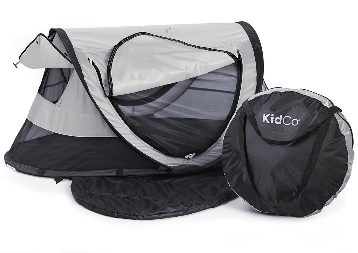 Kidco Peapod Plus Travel Bed Midnight