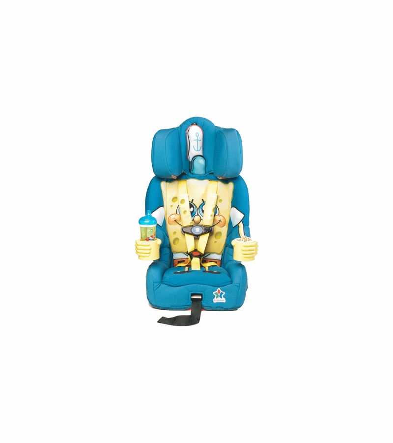 KidsEmbrace Harness Booster Car Seat