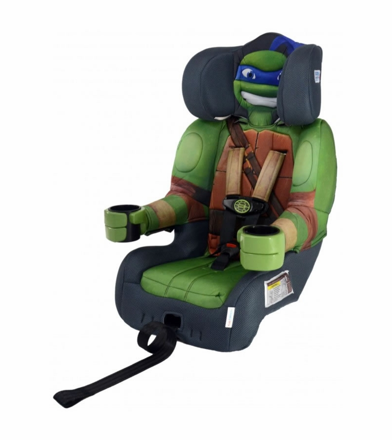 5 Point Harness Booster >> Kidsembrace Harness Booster Car Seat Teenage Mutant Ninja Turtles