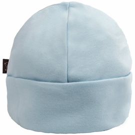 Kushies Cotton Baby Cap, 3-6m - Blue