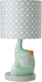 Lambs & Ivy Dena Happi Jungle Lamp with Shade