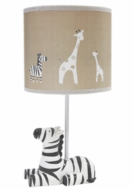 Lambs & Ivy Elias Lamp with Shade