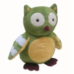 Lambs & Ivy Enchanted Forest Plush Toy Owl