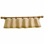 Lambs & Ivy Enchanted Forest Window Valance