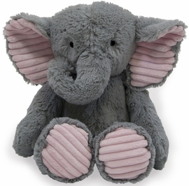Lambs & Ivy Ladybug Jungle Plush Elephant - Cece