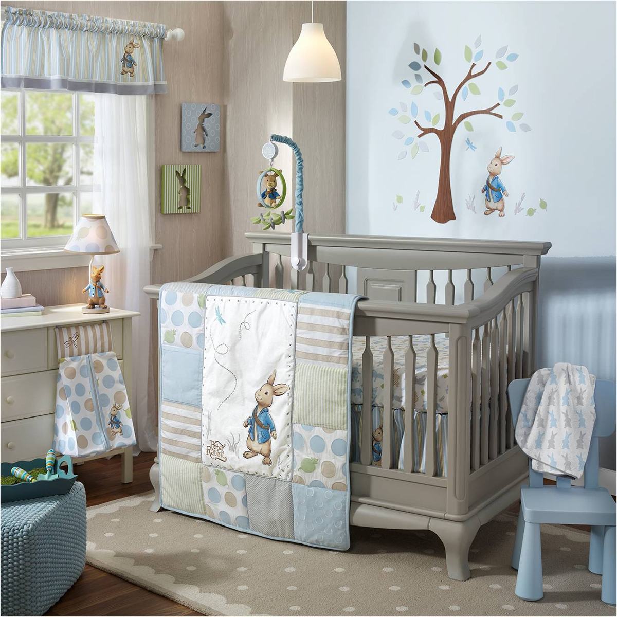 PLEASE CHOOSE BRAND NEW PETER RABBIT NURSERY COLLECTION