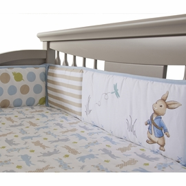 Lambs & Ivy Peter Rabbit™ Crib Bumper
