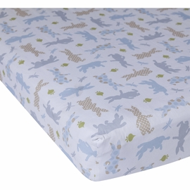 Lambs & Ivy Peter Rabbit™ Crib Sheet