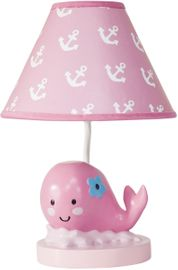 Lambs & Ivy Splish Splash Lamp with Shade