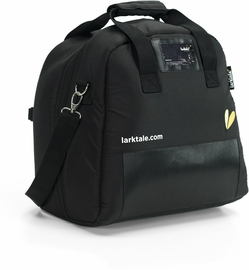 Larktale Coast Carry Cot Travel Bag - Black