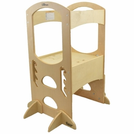 Little Partners Original Learning Tower - Natural