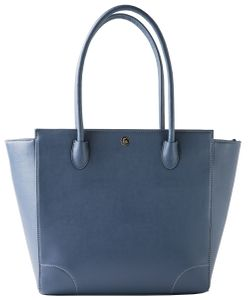 Little Unicorn Brookside Tote - Blueberry