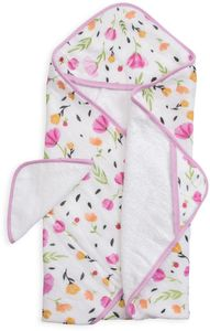 Little Unicorn Cotton Hooded Towel & Washcloth - Berry & Bloom