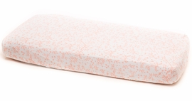 Little Unicorn Cotton Muslin Fitted Sheet - Garden Rose