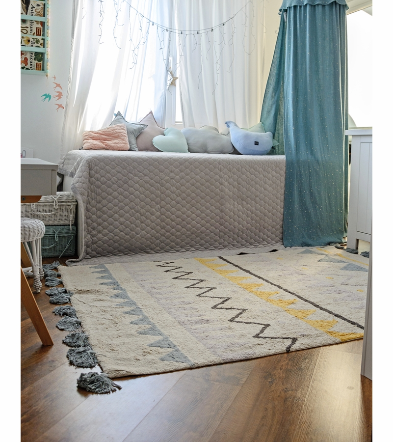 Lorena Canals wollen vloerkleed Chinook 160 cm - May and