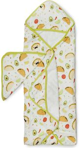 Loulou Lollipop Hooded Towel Set - Taco