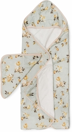 Loulou Lollipop Hooded Towel Set - Wild Rose