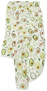 Loulou Lollipop Luxe Muslin Swaddle - Avocado