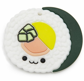 Loulou Lollipop Silicone Teether - Sushi Roll