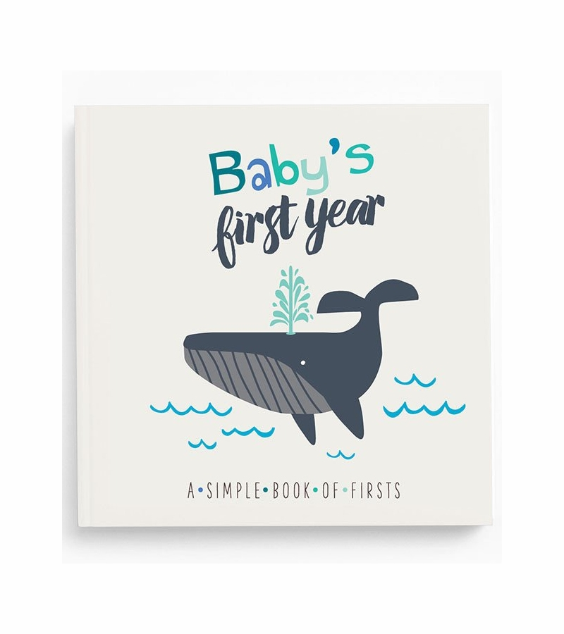 Little Love A Simple Book of Firsts Lucy Darling Babys First Year Memory Book