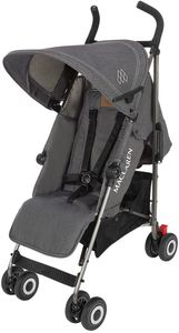 Maclaren 2016/2017 Quest Stroller - Denim Charcoal
